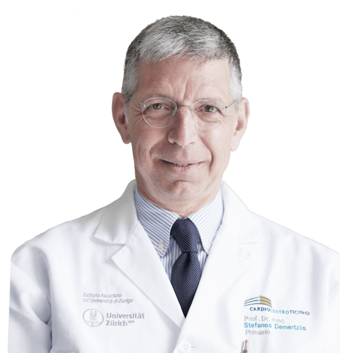 Prof. Dr. med. Stefanos Demertzis